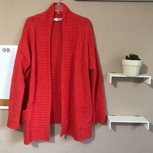 Boden Knit Cardigan Sweater Wool Alpaca Blend